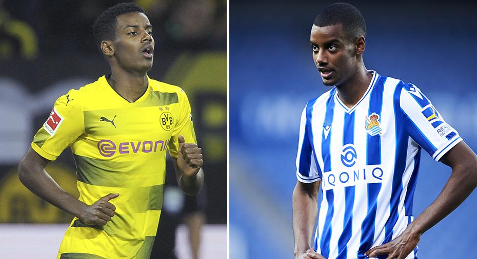 Sportchefen bekräftar: Ingen återkomst för Isak i Dortmund