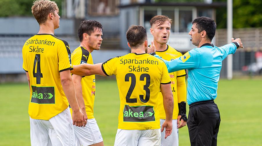 """SvFF nobbar flytt - nu lämnar ettan-lag WO i ödesmatch: """"Irriterad"""""""