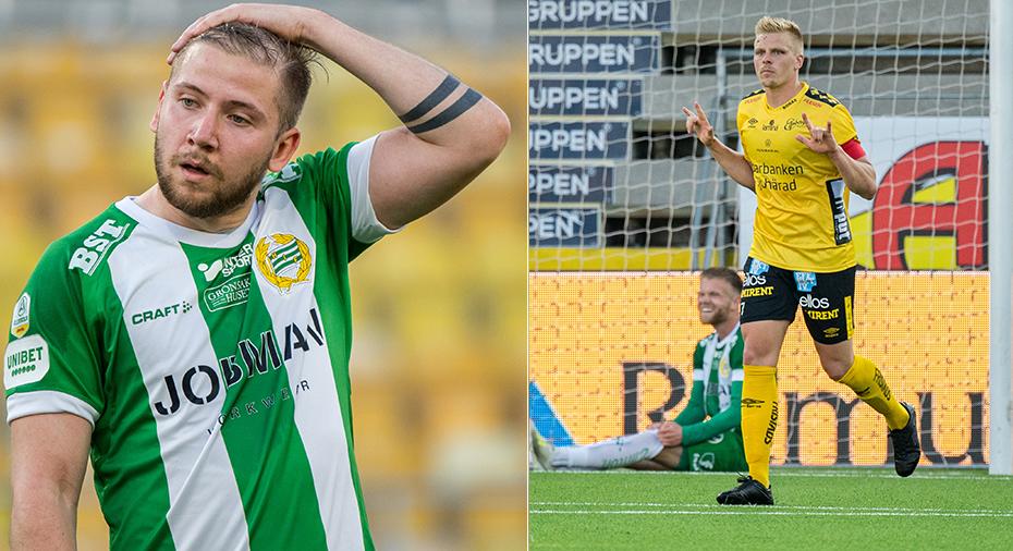 Elfsborg och Hammarby delade på poängen - efter sen kvittering