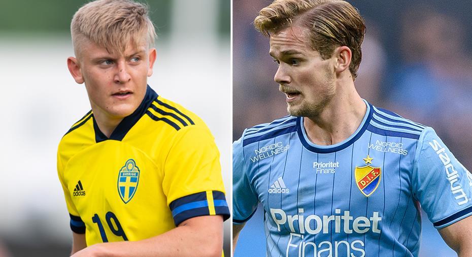 Klart: Två nya avbräck för U21-landslaget