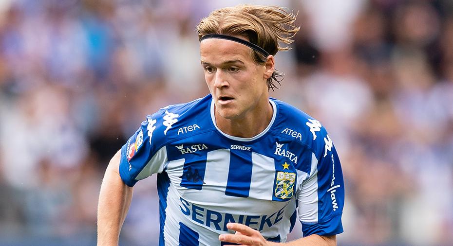 IFK Göteborg: Blåvitts besked: Erlingmark missar Hammarby-matchen