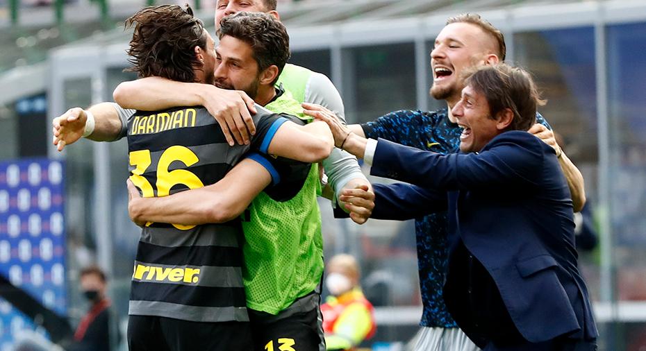 TV: Inter stormar mot Serie A-titeln - avgjorde sent