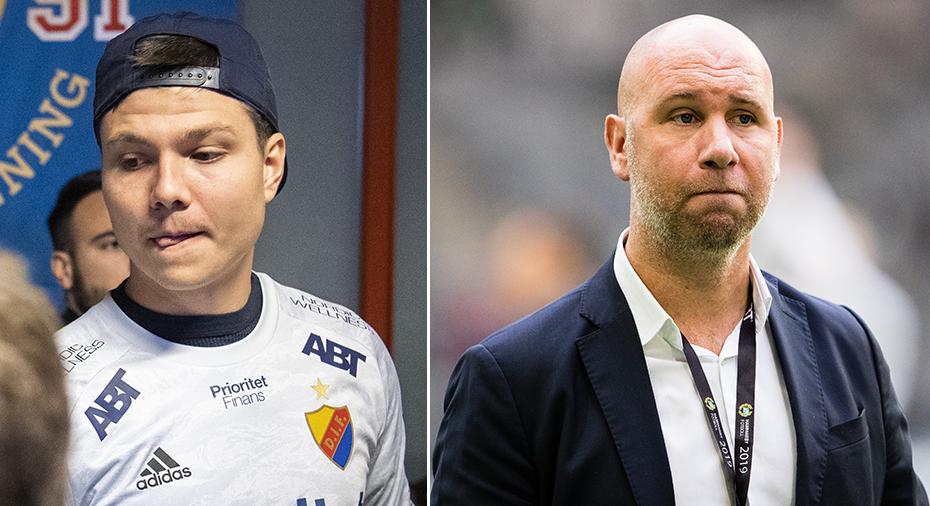 """Klart: Målvakt byter Djurgården mot Hammarbys """"U23-lag"""""""