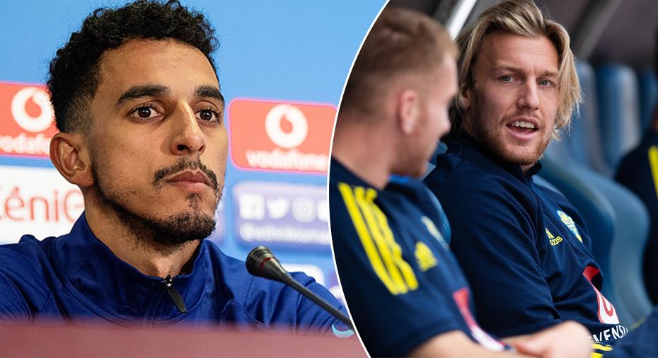 """Grekland erkänner tuff utmaning mot Sverige: """"Psykologiskt inte bra"""""""