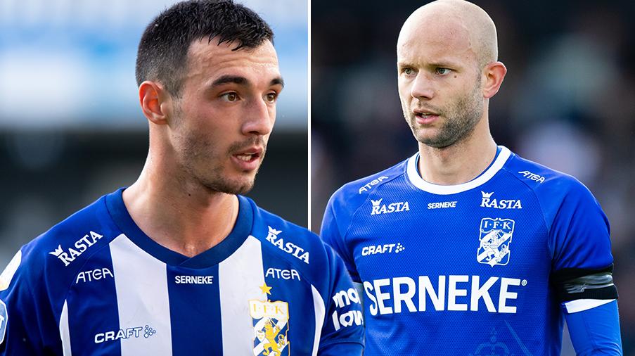 IFK:s glädjebesked: Charaisjvili och Söder tillbaka mot AIK