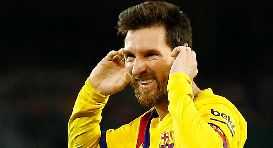 """Messi kommenterar skakande uppgifterna: """"Jag tycker det är märkligt"""""""