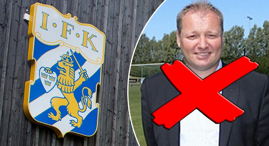 Var aktuell som sportchef i Blåvitt - nu presenterad av Superliga-klubb