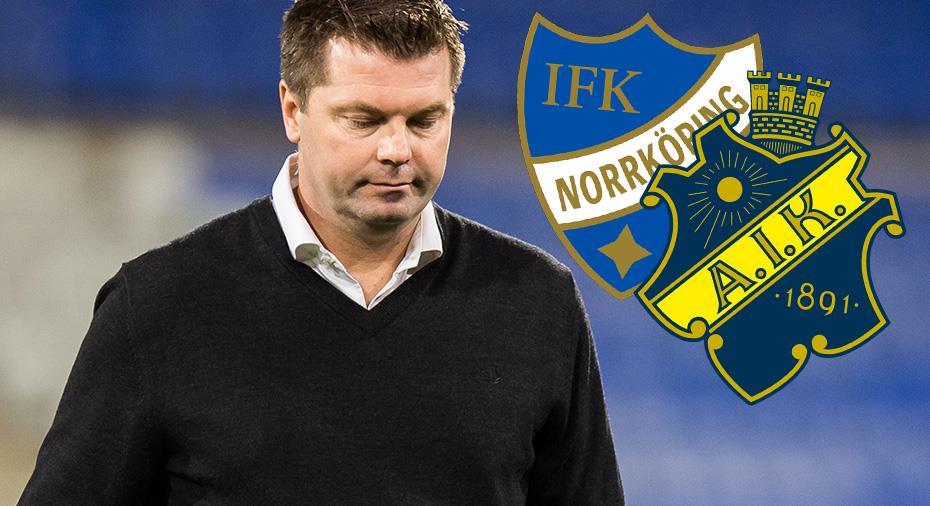 """Hunt bekräftar - AIK tog kontakt om Gustafsson: """"Var intresserade"""""""