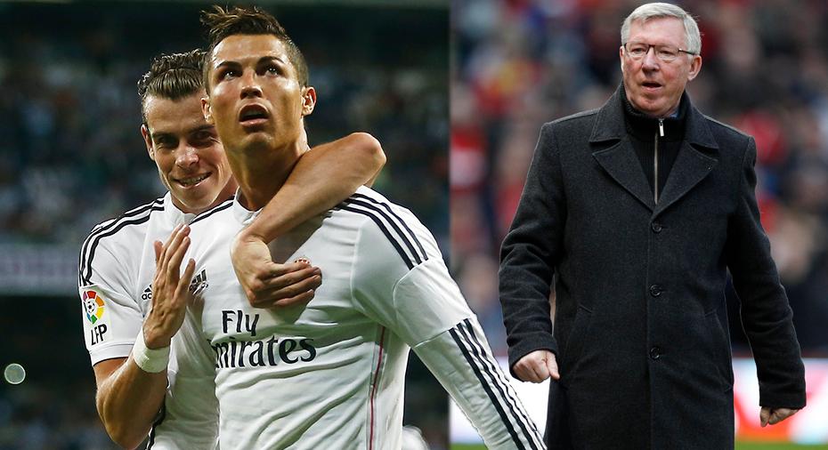 Sir Alex Ferguson fick ja från Ronaldo om United-comeback – planerade även att värva Bale