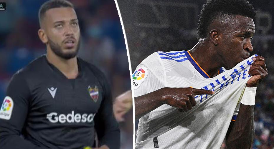 TV: JUST NU: Levante tar ledningen för andra gången - Real i brygga