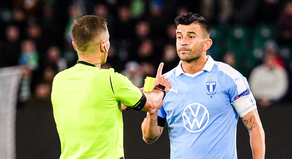 """Safari om bisarra frisparken mot Wolfsburg: """"Trodde jag skulle bli utvisad"""""""