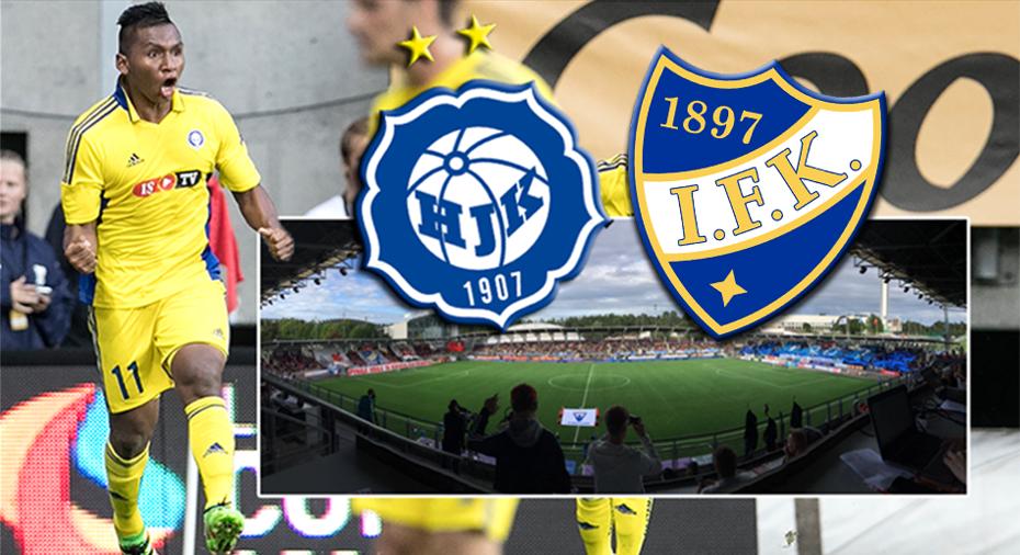 """""""Det är det bästa som någonsin hänt finsk fotboll"""" d6aad60cde677"""