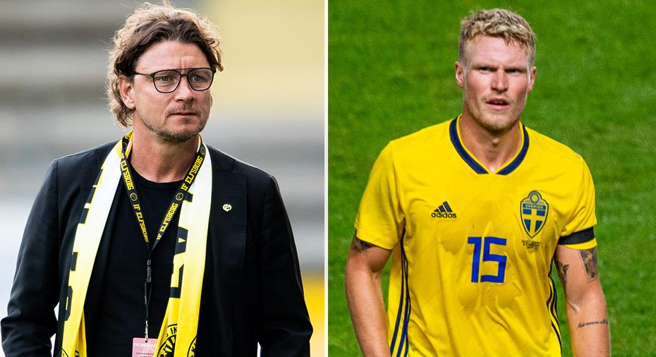 """Andreasson om Hiljemark-beskedet: """"Givetvis tråkigt - försökt värva honom 15 gånger"""""""