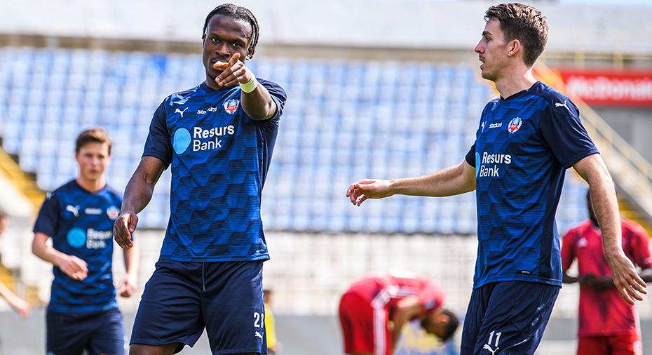 Mbo med första HIF-målet - årets första seger för skåningarna