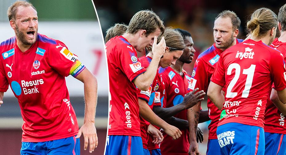 TV: Helsingborg vinnare i Granqvists comeback: