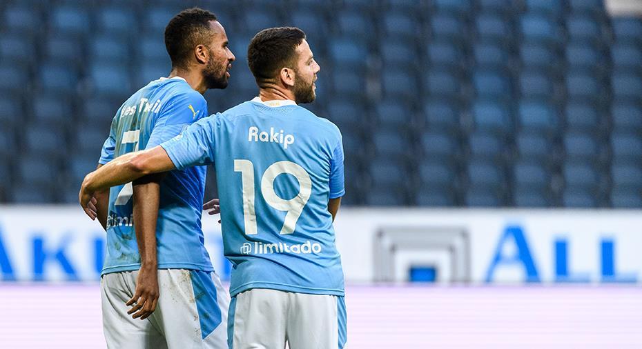 AIK tappade tvåmålsledning till kryss - MFF kvitterade sent på straff