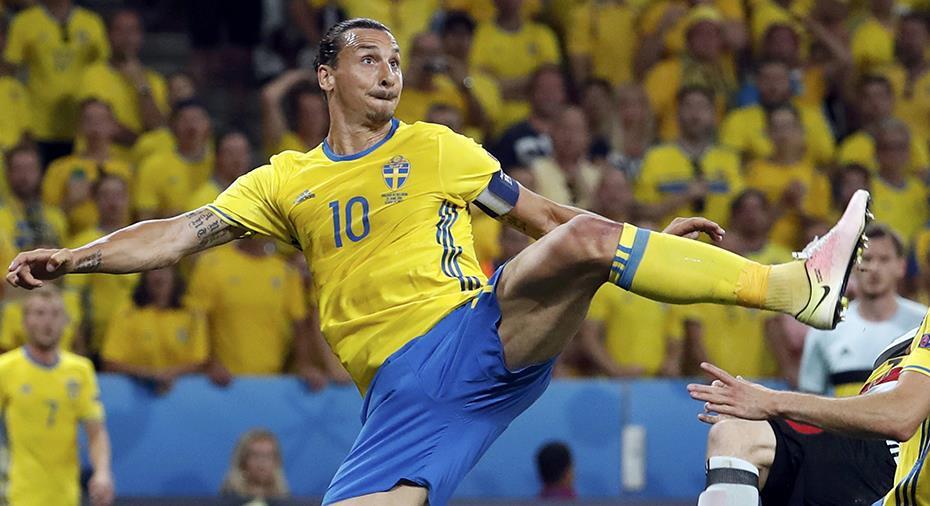 Så sänds matcherna när Zlatan gör comeback