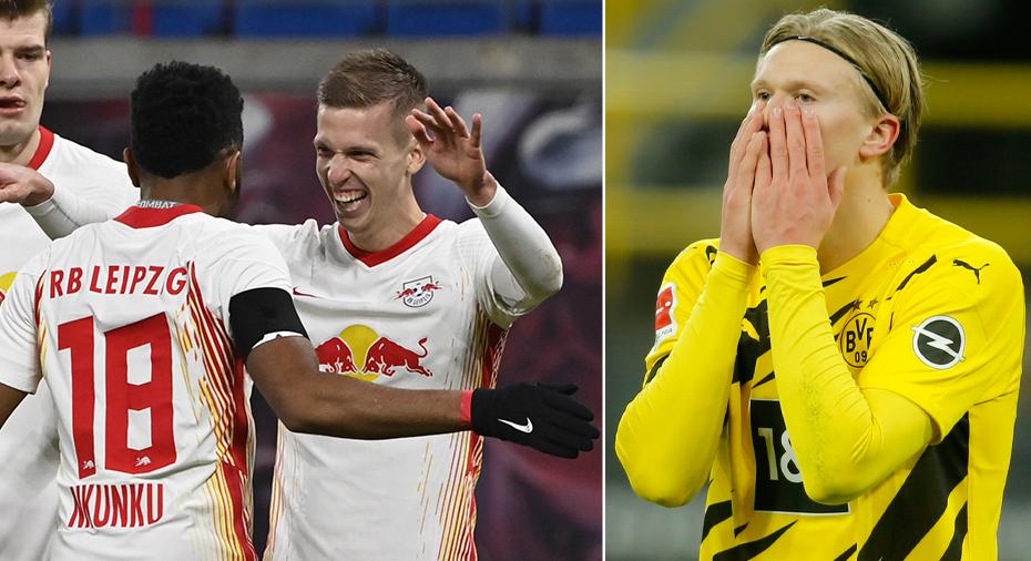 Leizpig vann och Dortmund chockförlorade - rockad i Bundesliga-toppen