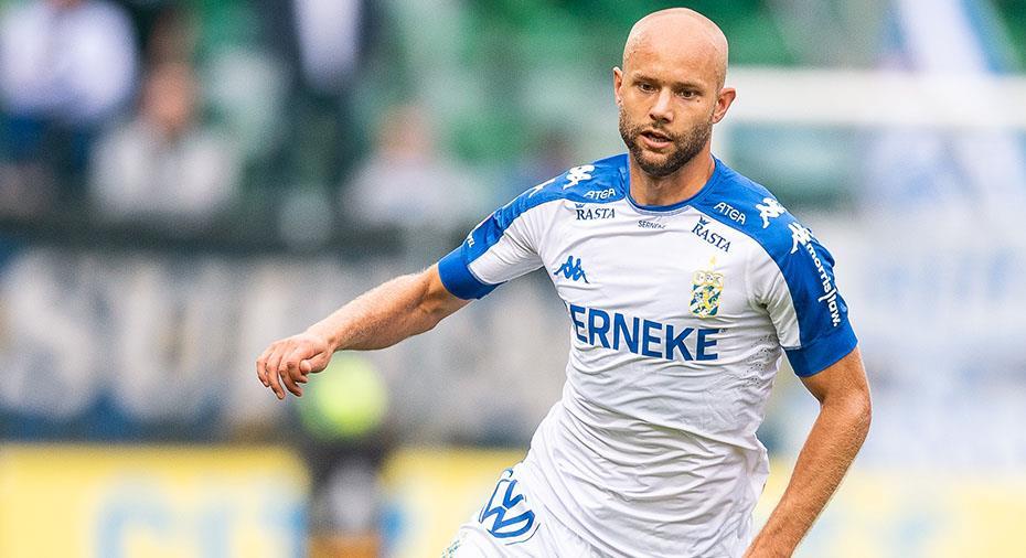 """Blåvitts anfallare inför Bajen: """"Har väldigt skickliga spelare"""""""