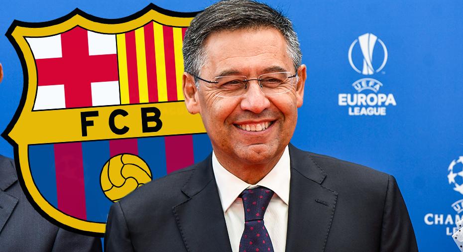 """Trots coronakrisen – Barça-presidenten: """"Vi kan värva vilka spelare vi vill"""""""