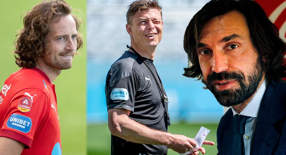 """Allsvenska lagkamrater om Juve-tränaren Pirlo: """"Det var kaos varje gång"""""""