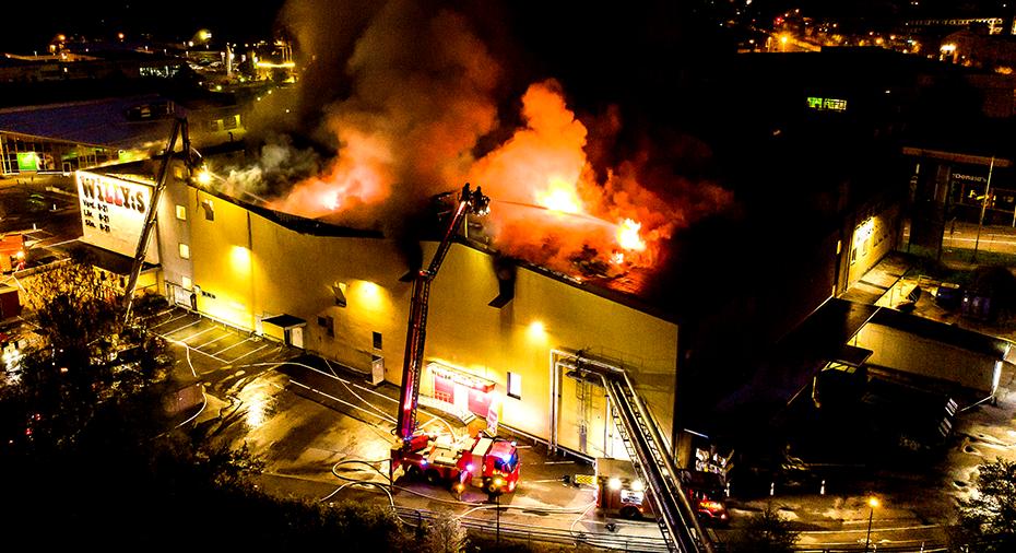 Klart: Norrbys match skjuts upp efter brand i Borås