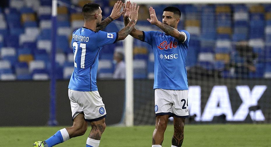 TV: Napoli vände och vann - målvaktstavla avgjorde