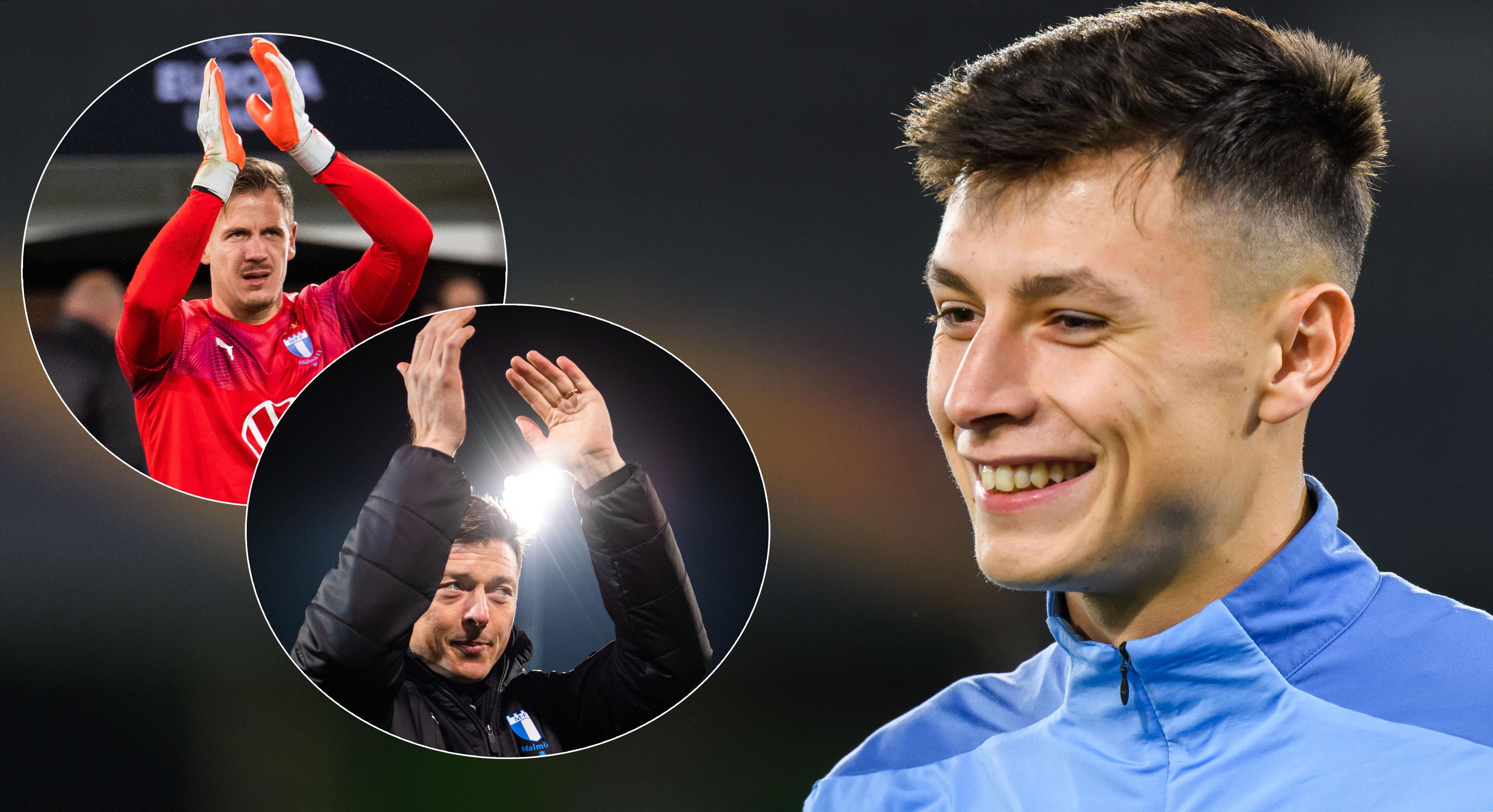 """MFF:arna hyllar Ahmedhodzic: """"Hade inte startat om han inte varit så bra"""""""