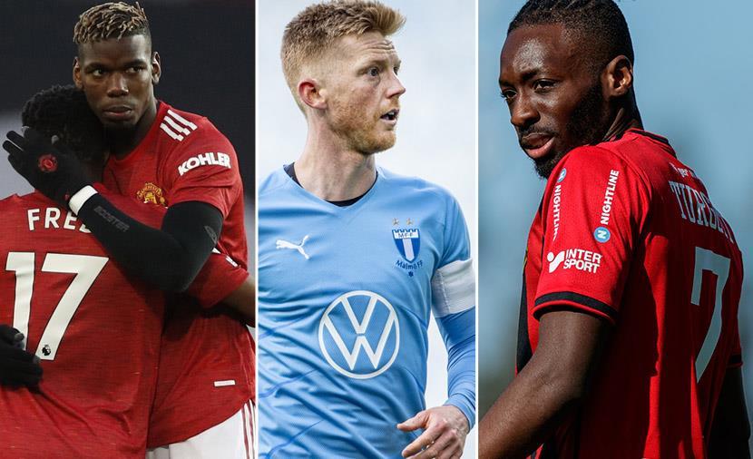 """ÖFK:s hattrickhjälte Turgott ställs mot MFF: """"Malmö eller Man United spelar ingen roll - jag vill göra mål"""""""