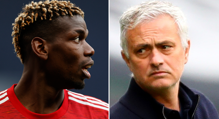 "Pogba sågar Mourinho: ""Som att de inte existerade längre"""