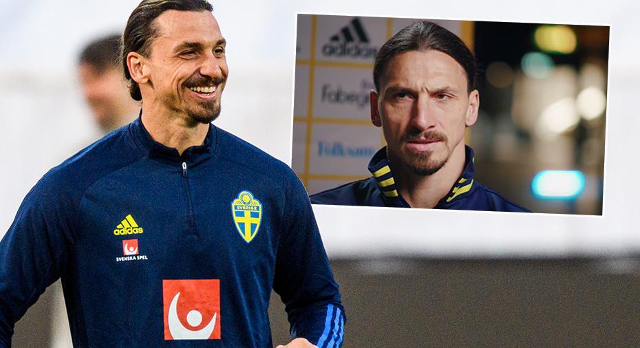 """TV: Stor intervju med Zlatan: """"Då kände jag - det här är något annat"""""""