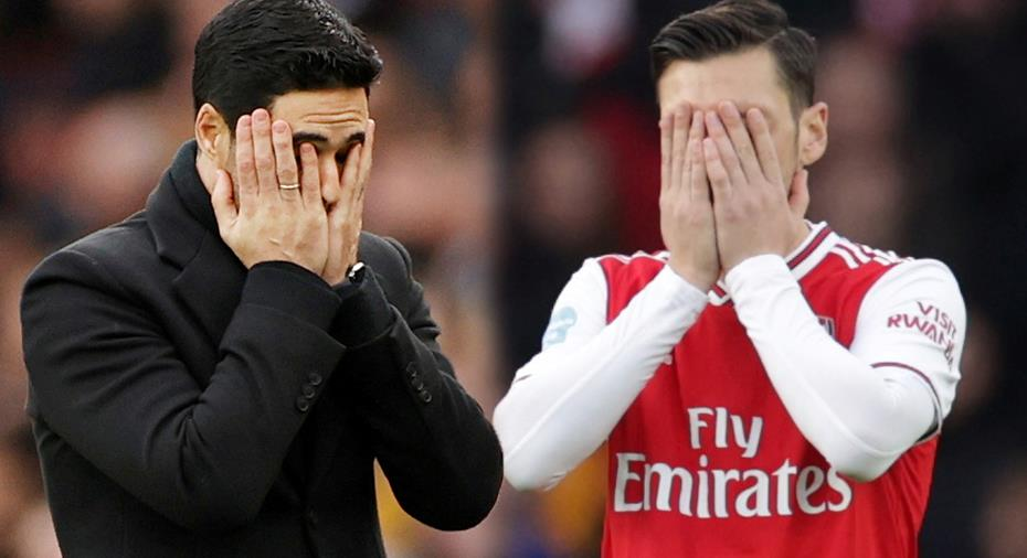 Uppgifter: Arsenal-stjärnor nobbar ledningens krisplan
