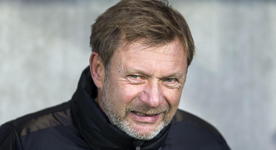 TV: Rörd Gerhardsson funderar över alternativen: