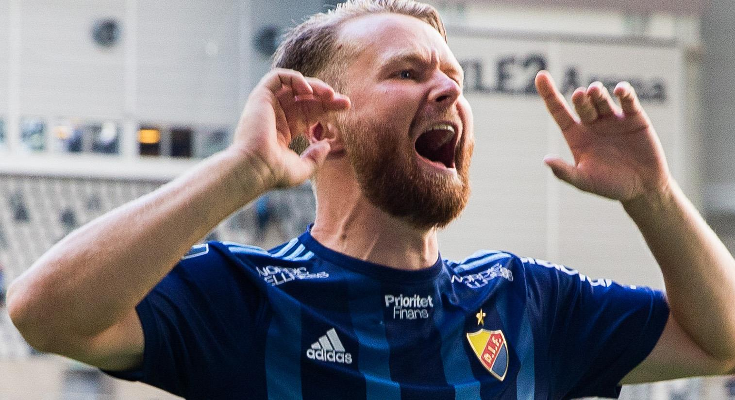 """Efter derbysegern - nu siktar Djurgården mot guld: """"Ser inget annat mål"""""""