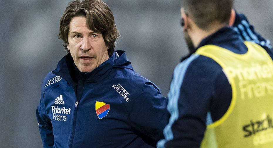 """Dif-tränaren om viktiga ÖSK-matchen: """"Det är klart att det kittlar till..."""""""