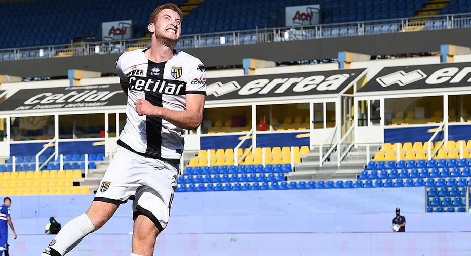 TV: Kulusevski stor matchhjälte för sitt Parma i segern mot Brescia
