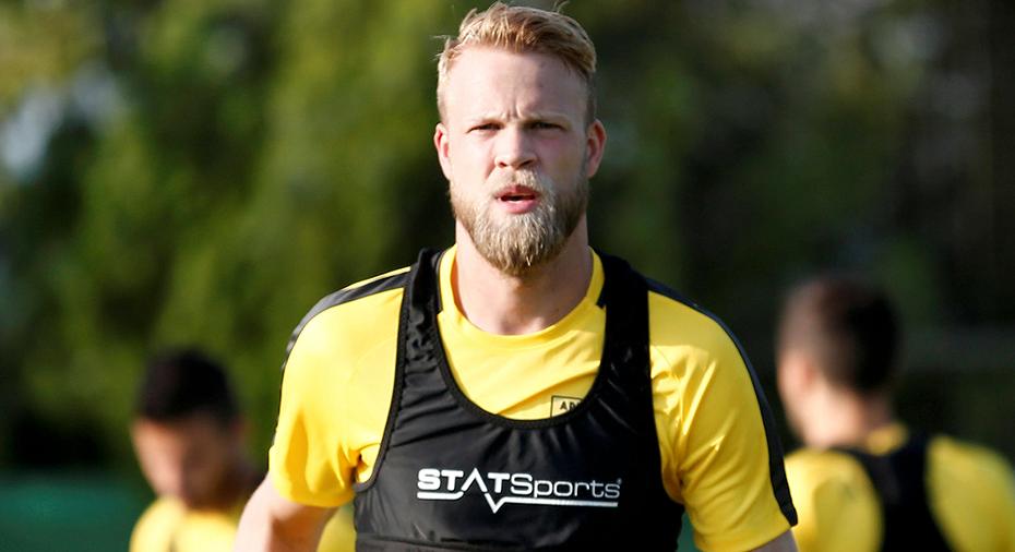 """Sundgren bekräftar - fri att leta ny klubb: """"Sagt att jag inte ingår i planerna"""""""