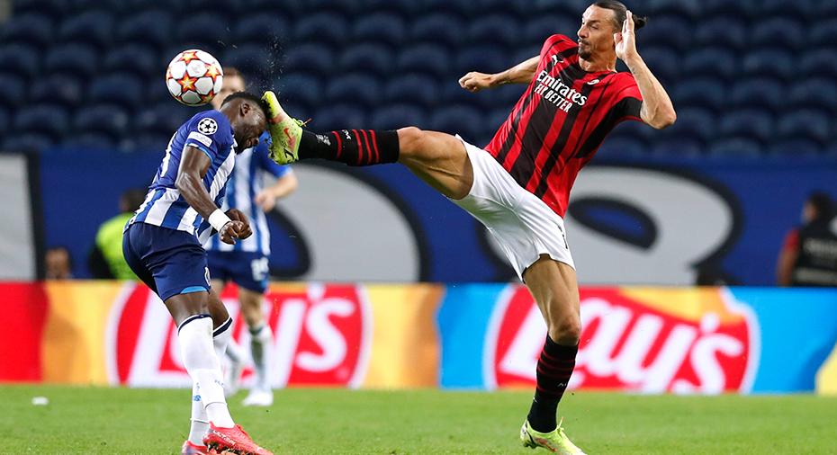 Fem Spaningar: Sänkte en motståndare efter spark i huvudet och sedan nära assist - så var Zlatans match mot Porto