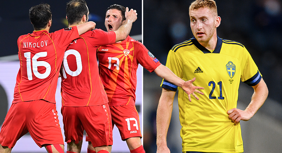 """Kulusevski hoppas att Nordmakedonien vinner gruppen - skriver historia i EM: """"Hoppas att Pandev får göra avtryck"""""""