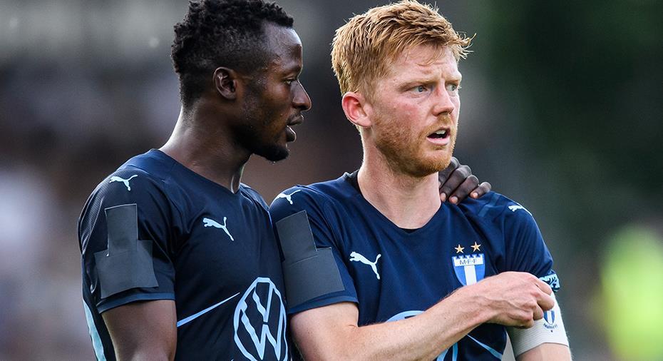 """""""Det läcker bakåt - Malmö FF förlorar"""""""