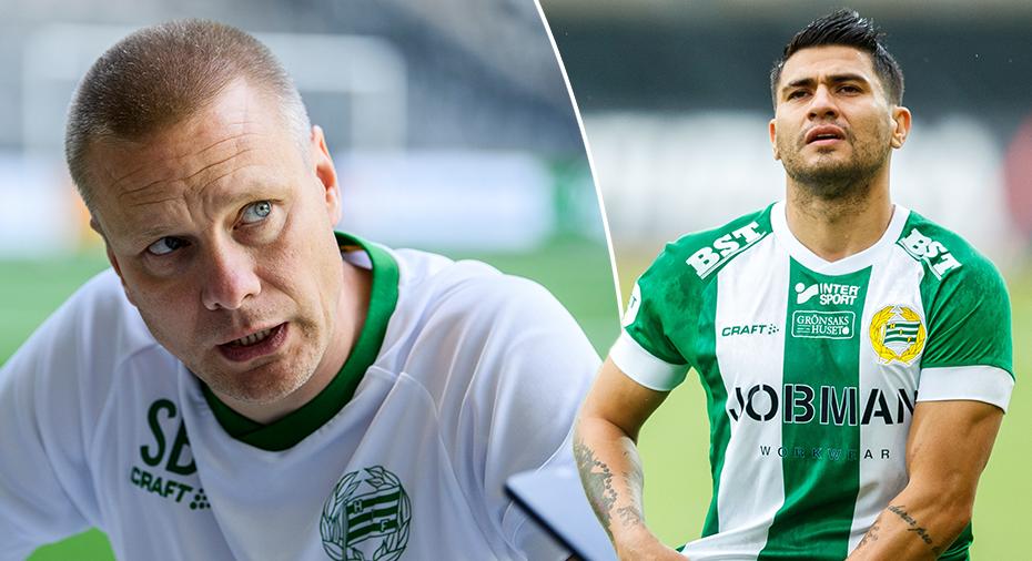 """Paulinhos facit efter sex matcher - ett mål: """"Svårt att kritisera honom"""""""