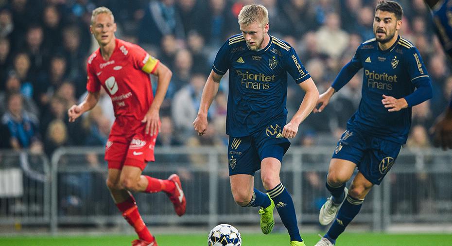 JUST NU: Holmberg från start i cuppremiären - här är Dif:s elva mot Dalkurd