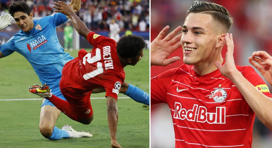 TV: Sevilla tappade poäng - efter straffkaos och rött kort
