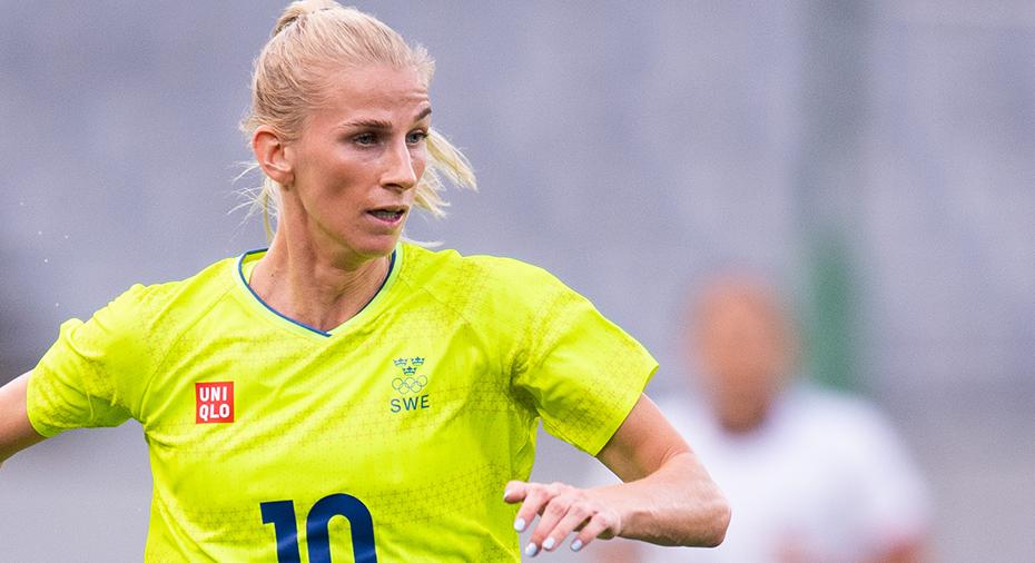 """Jakobsson hoppas spräcka nollan: """"Vill också göra mål"""""""