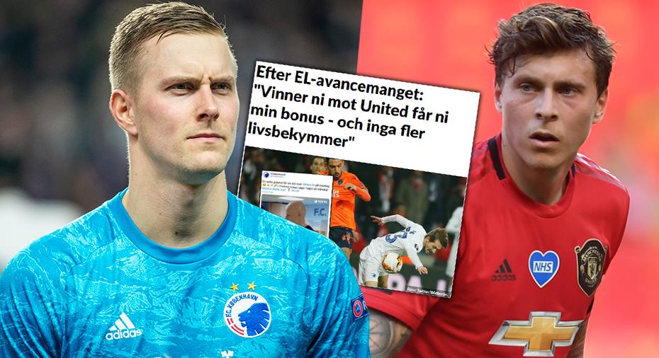 """Johnsson om United-mötet och Solbakkens löfte: """"Blir en extra bonus"""""""