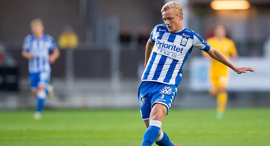 Billy Nordström lämnar Blåvitt: