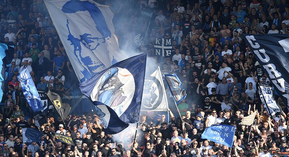 """Napoli-supportrarnas ställningstagande: """"I tragedin finns ingen rivalitet"""""""