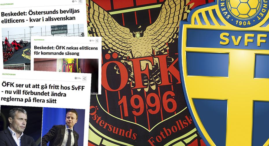 """Avslöjar: SvFF agerar efter ÖFK-fallet - vill skärpa kraven för elitlicensen: """"Tänker se över hela reglementet"""""""