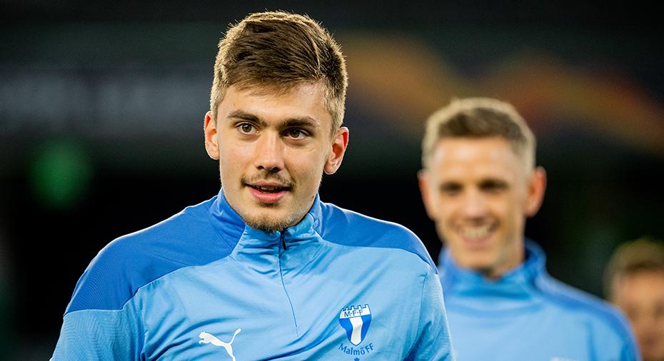 JUST NU: Ungt Malmö FF i cupmötet mot Karlskrona