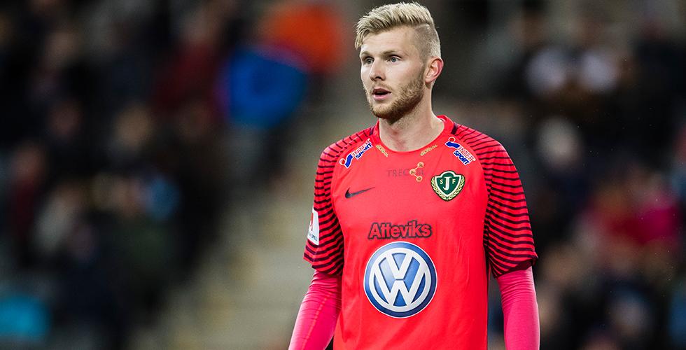 Tidigare U21-landslagskeepern missar resten av säsongen: